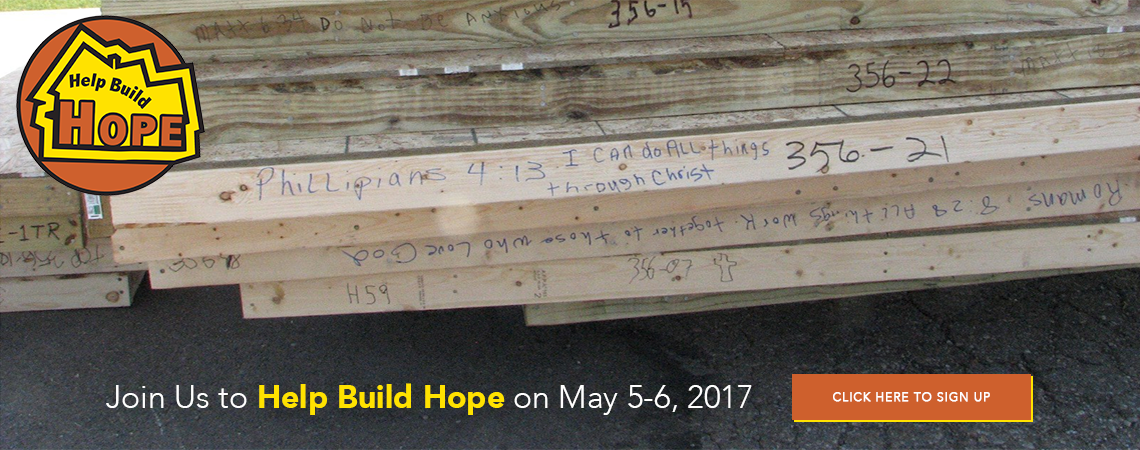 Help Build Hope 2017